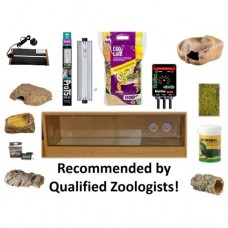 Leopard Gecko Complete Kit 1 - Small (60cm)