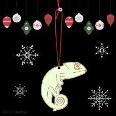 Christmas Decorations - Chameleon