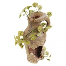 Repstyle Ancient Vase and Plant