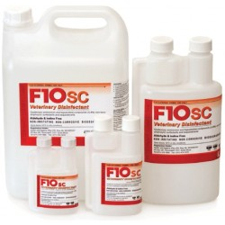 F10SC Disinfectant Concentrate (100ml)
