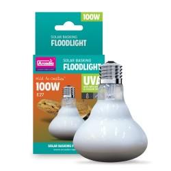 Arcadia Solar Flood Basking Bulb - 100w