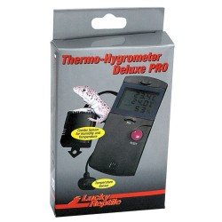Lucky Reptile Thermometer - Hygro Deluxe Pro