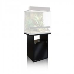 Terrarium Cabinet Black - 60cm