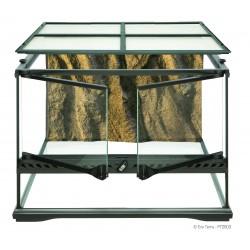 Exo Terra Glass Terrarium 18 x 18 x 12in