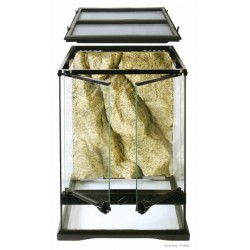 Exo Terra Glass Terrarium 12 x 12 x 18in