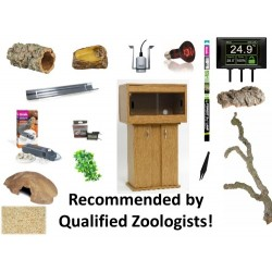 Small Snake Complete Kit (Vivarium)