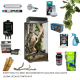 Giant Day Gecko Complete Kit - XL