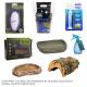 Tortoise Tropical Decor Pack