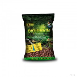 Bio Drain Substrate - 2kg - Frogs & Co