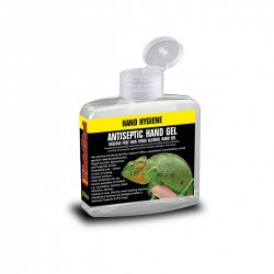 HabiStat Antiseptic Hand Gel, Flip-Top Lid - 250ml, 500ml