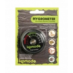 Komodo Analogue Hygrometer