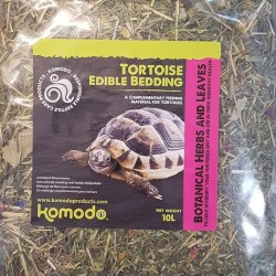 Komodo Tortoise Edible Bedding (10L)