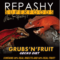 Repashy  - Grubs n Fruit Diet 3oz / 6oz