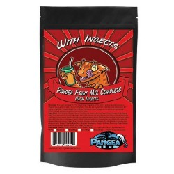 Pangea Fruit Mix Complete with Insects 2oz (57g)